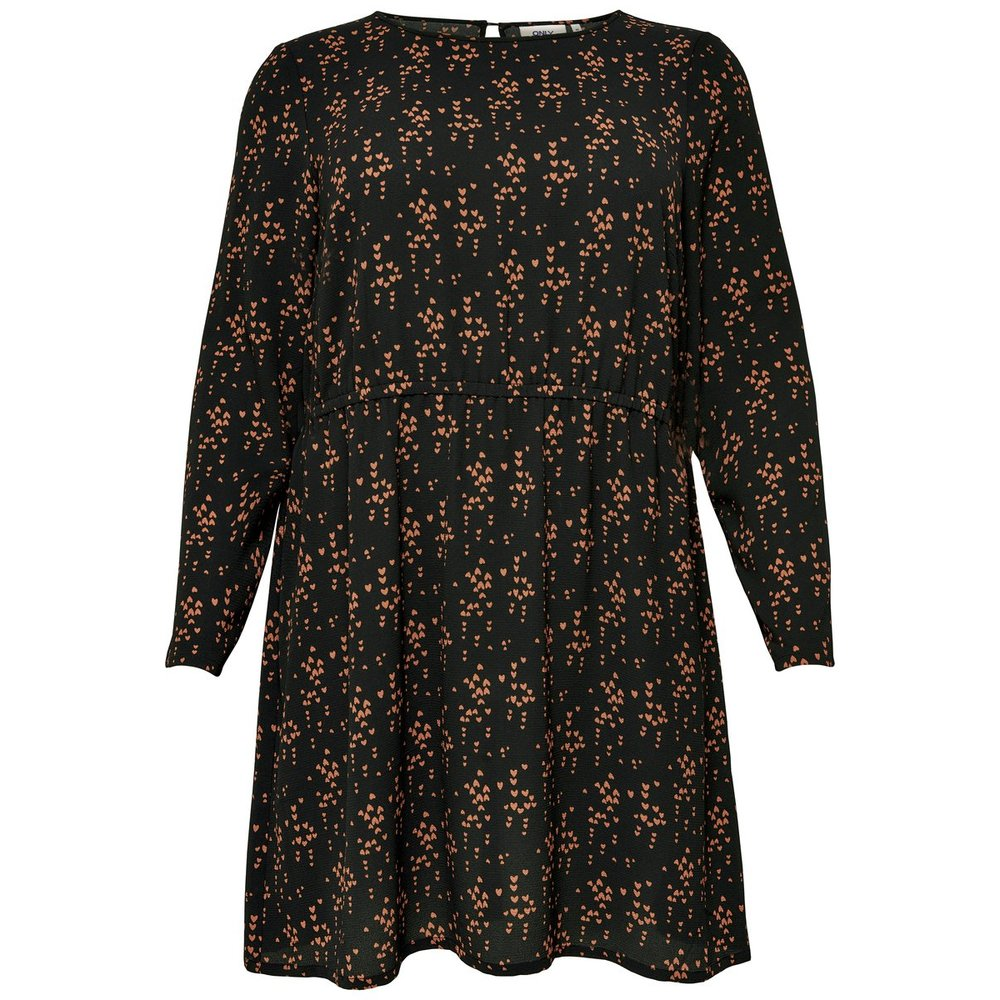 Dress Curvy 3/4 sleeved