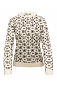 Pre-owned Cashmere Snowflake Sweater