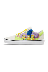 Gamle Skool - (The Simpsons) Sneakers