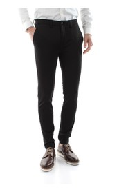 YAN SIMMON MAN A199M PANTS Men BLACK