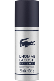 Lacoste L´Homme Intense Deodorant Spray 150 ml.