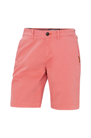 Rød Superdry International Slim Chino Lite Shorts