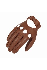 Driving glove for men in skins