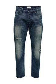 Tapered fit jeans Avi washed