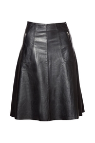 SKIRT WITH ZIP POCKETS