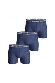 3-Pack Boxers Solids
