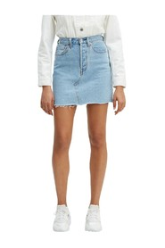 LEVIS 77882 0007 DECON SKIRT Women DENIM LIGHT BLUE