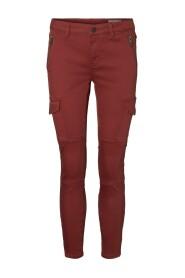 Hot SevenMr Slim Cargo Ankle Pants
