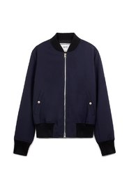 Bomber Jacket Zipped