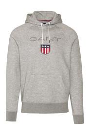 Shield Hoodie 276310 Sweatshirt