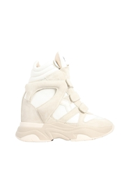High Balskee Leather Sneakers