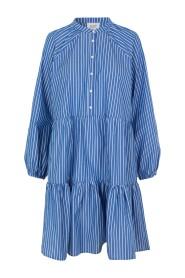 Blå Miracle Dress Kjole