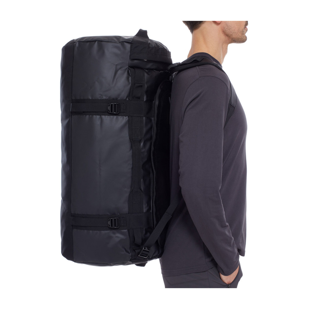 Black Base camp duffel rejse taske L | The North Face | Weekendtassen | Herentassen