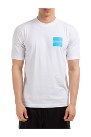 Men's short sleeve t-shirt crew neckline