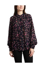 Swoon Printed Blouse