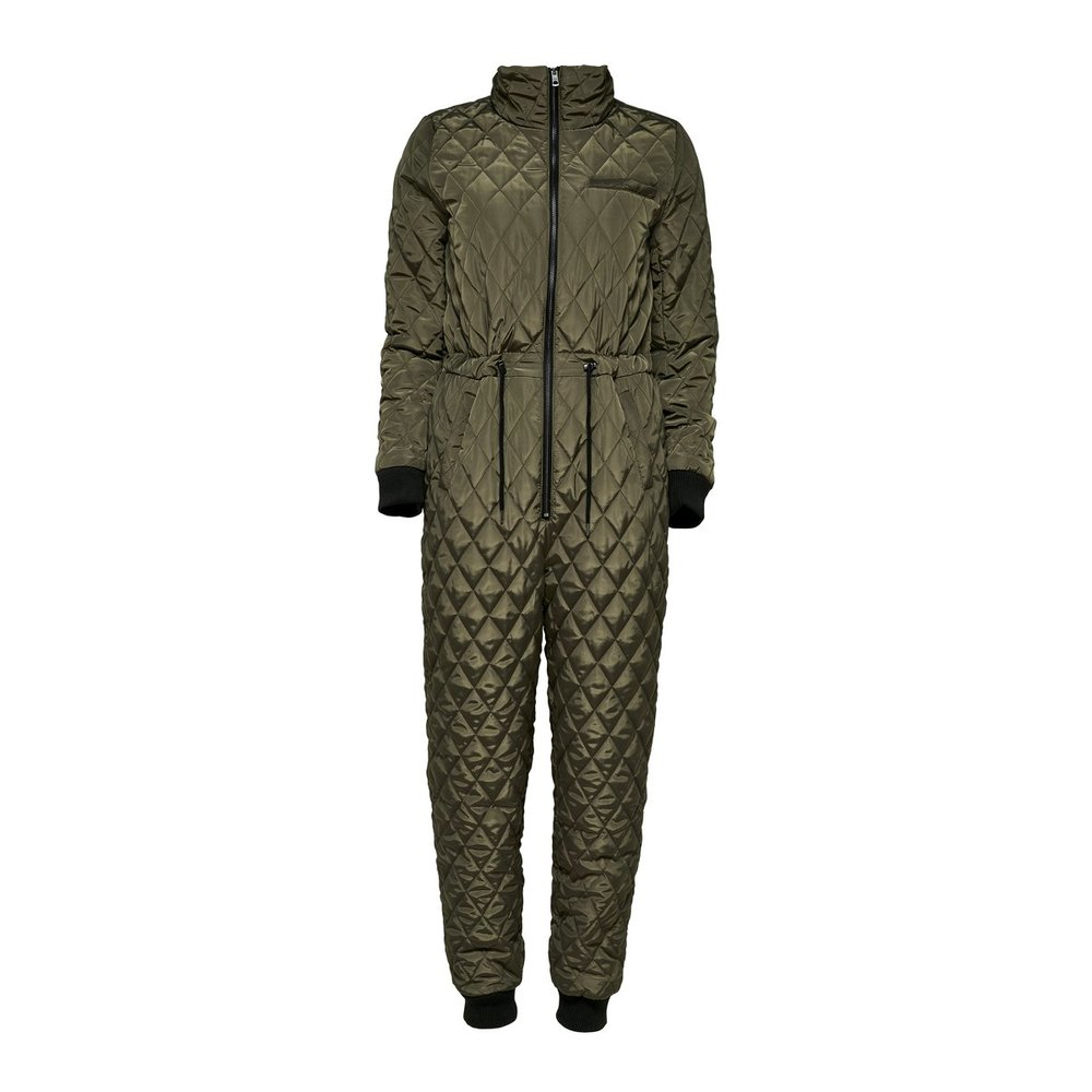 Jumpsuit Quilted one piece