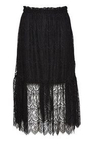 Katrine Lace Skirt - Soaked in Luxury