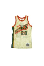 NBA Swingman Jersey Gary Payton 1995-96 Seasup