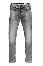 Crush Denim Regular Skinny jeans grijs