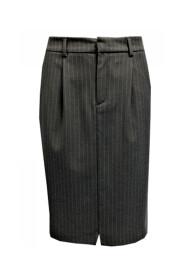 In skirt