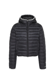 Sort Calvin Klein Jeans Padded Puffer Ytterplagg