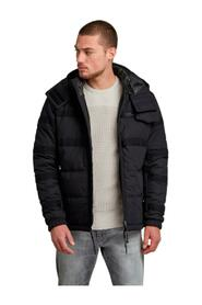 Cazadora Star Attac Tape Quilted Hombre