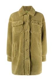 Sabi fleece coat