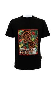 T-shirt with jungle print