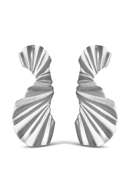 Earrings Big Wave