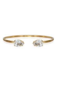 Petite Drop Bracelet / Crystal - Caroline Svedbom