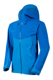 Crater Hooded Jacket