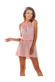 Sukienka z wiskozy A284