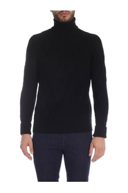 Turtleneck wool A064 7012 9000
