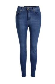 2036Celia Leia Teal Lengde Jeans