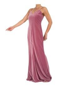 Maxi Dress In Velvet