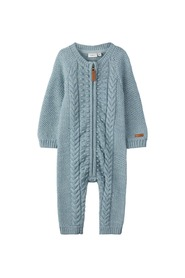 Baby Wrilla Wool Ls Knit Suit