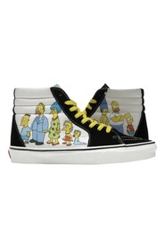 The Simpsons Family Portrait Sneakers