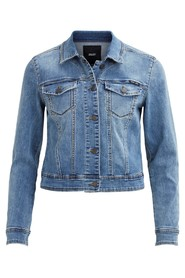 Objwin new denim jacket - Object