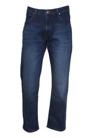 Blå Wrangler Arizona Bukse