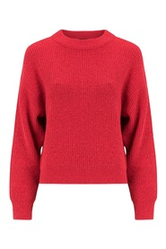 Josephine en Co tomaten rode sweater Gytha - 9718028397
