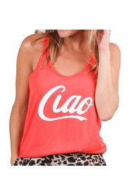 tanktop Ciao Colourful Rebel/rood