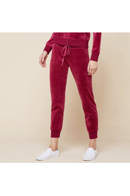 Juicy couture ultra luxe velour zuma pants