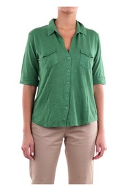 M011FCH014 Short Sleeve Shirts Women