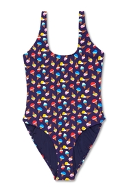 Mørkeblå Happy Socks Ice Cream Swimsuit Badetøy