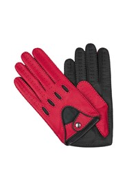 Gloves with trim