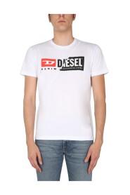 Painettu T-paita