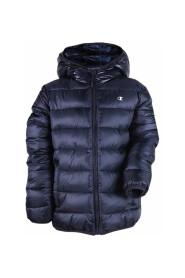 Hoodede Jacket