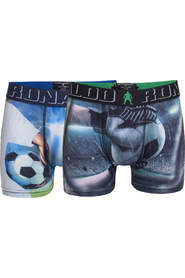 Cr7Boy Trunk Photoprint 2-Pack
