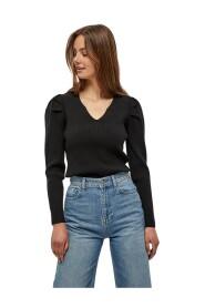 Maranola V-neck knit pullover