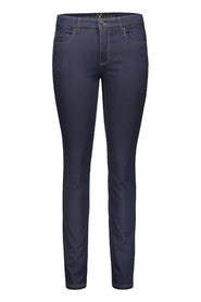 Blå Mac Dream Skinny Jeans